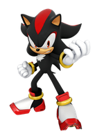 Shadow - Sonic Generations by Axelrose-kpo