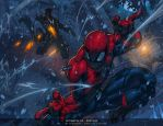 ULTIMATES 3 - PREVIEW ISSUE 2 by liquidology