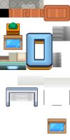 Tileset Poste Frontiere HGSS by Yourii54