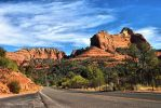 Sedona Country Road by E-Davila-Photography
