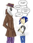 Coraline AND Watchmen? by MiyomotheCat