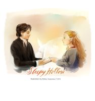 2013-9-7 Sleepy Hollow by amoykid