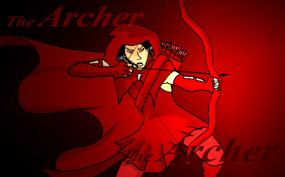 The Archer by Nightstar1231