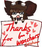 thanks thanks by FishOuO