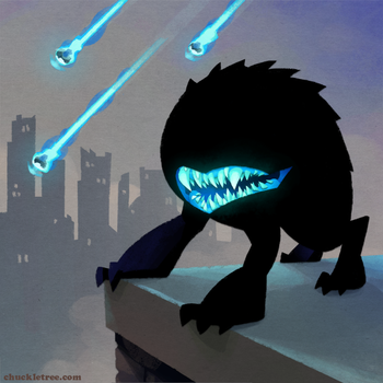 Attack The Block by WonderDookie