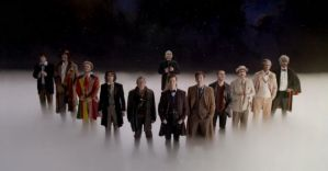 Doctor Who - Day of the Doctor - The Doctors by DoctorWhoOne