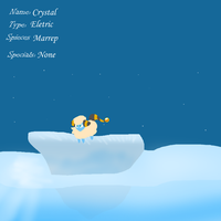 Crystal ref by MephilesfanforSRB2