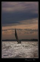 depart pour Chausey by tiquitiqui