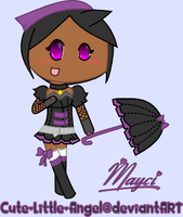 Mayci by Cute-Little-Angel