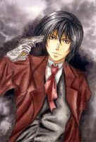 alcard from hellsing 444hit by Lucifer-Michael