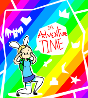 Fionna I: Funfunfunfun time by DJdannie4610