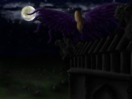 Challenge: Moon by Moon-wraith-x