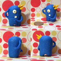 Dimi the Timid Monster by TimidMonsters