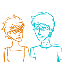 rule 63 DirkJane by ElectraGrimm
