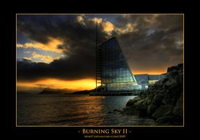 Burning Sky II - HDR by sxy447