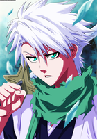 Toshiro Hitsugaya by Lord-Zeref