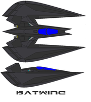 batwing by bagera3005