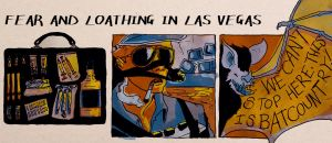 #16: Fear and Loathing in Las Vegas by pocketm0use