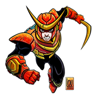Quickman by louvieira