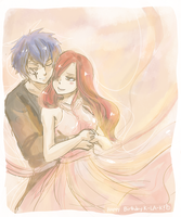 FT : Jerza by blamedorange
