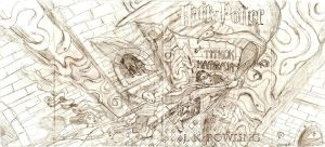 HP And The Chamber Of Secrets by Greti30