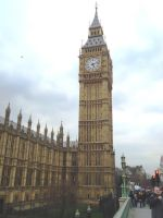 Big Ben by tbonelafs