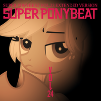 Super Ponybeat Vol. 024 Mock Cover by TheAuthorGl1m0