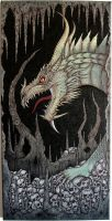 Dragon's Cave by tonelo