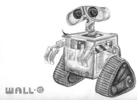 wall-E by Chadsworth777