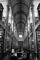 Library by asilayliving