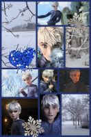 Jack Frost collage by Rosette82
