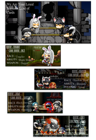 NM Comic Character ( The villains ) by MikaMori