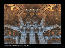 into the heart of steampunk by fraterchaos