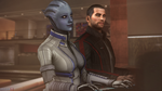 Music Night (Mass Effect 3) by toxioneer