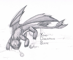 SketchQuest: Xeno Daranthis Blade by Racesolar