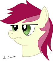 Roseluck looking bored by und34d951