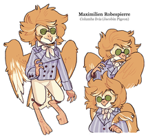 Fur - Robespierre by snarbolax
