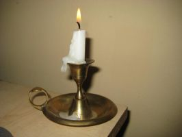 Candle 8 by Bookgeek-stock