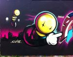 Urban Bee by EUKEE