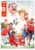 KickOff Cover 01 by PlanktonCreative