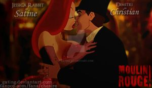 Moulin Rouge! (Disney/Non-Disney Version) by gating
