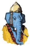 Ganesha by LaTaupinette