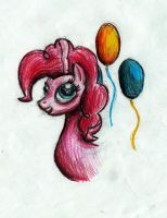 Pinkie Pie by EpicSpace