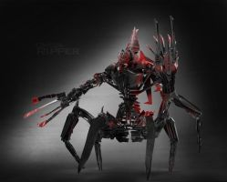 Omega Ripper - Type 8 by RavenDarke