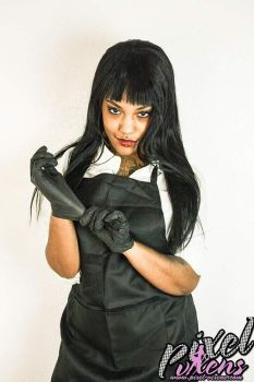American Mary cosplay by Blackcat514
