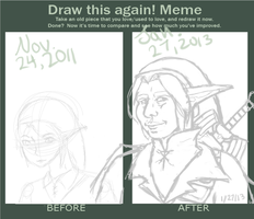 Meme Before and After- Link by cronacat