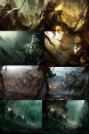 LOTR compilation #2 by daRoz