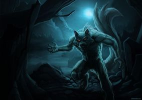 Werewolf  by charco