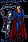 In loving memory of Christopher Reeve by icyhugs