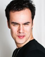 Jame Two Blue Steel by gockleyphotography